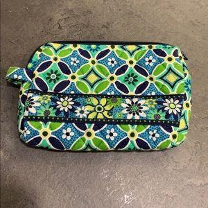 Vera Bradley Small Cosmetics Bag